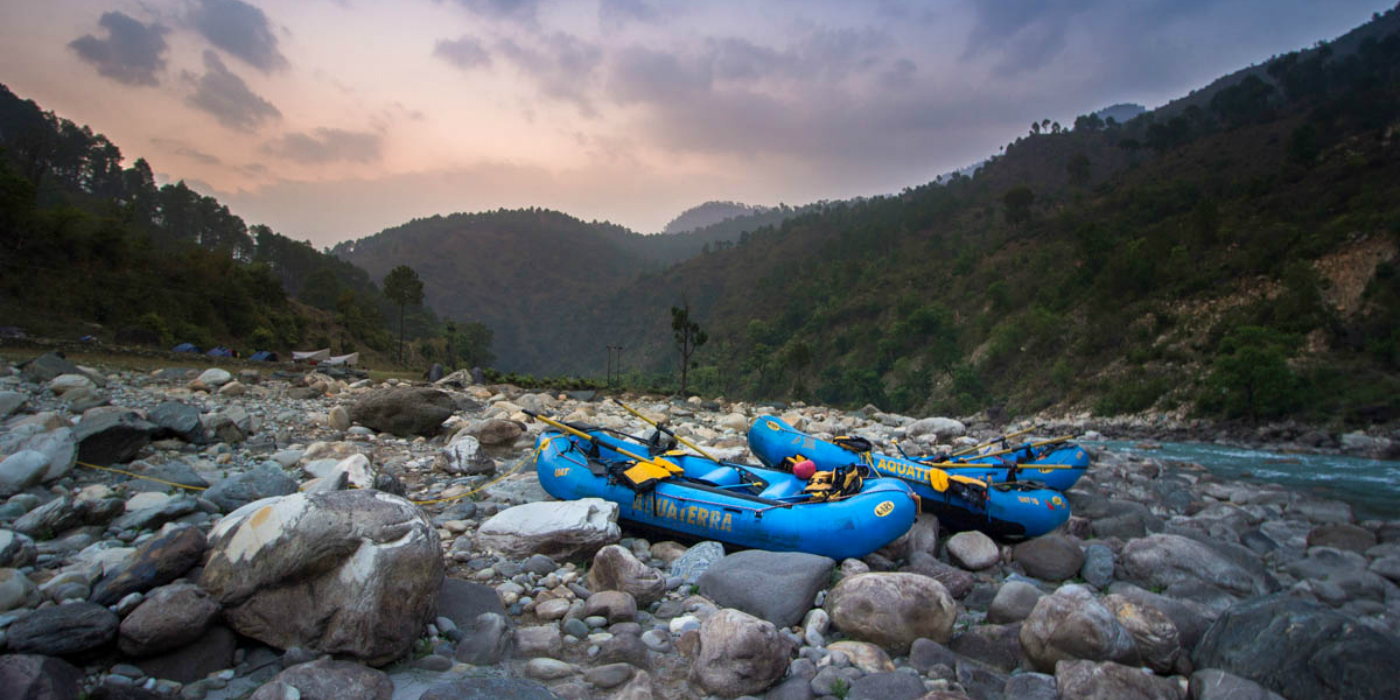 Garhwal Trek and Raft