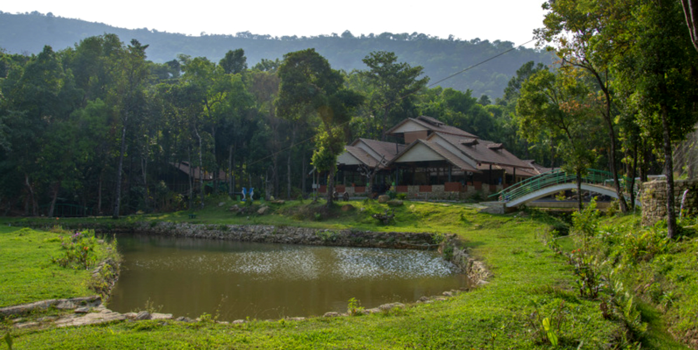 Aroha's Eco Hill Resort
