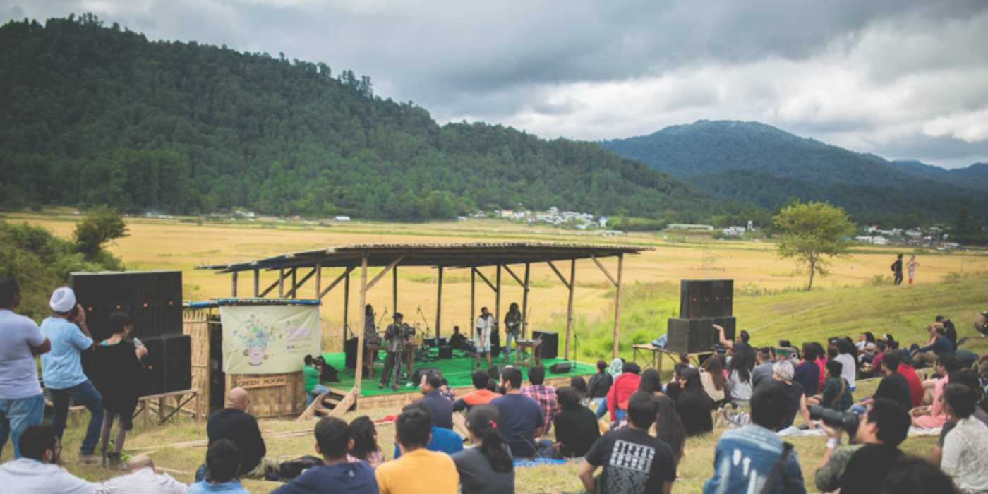 ChaloHoppo to Ziro Festival of Music 2019