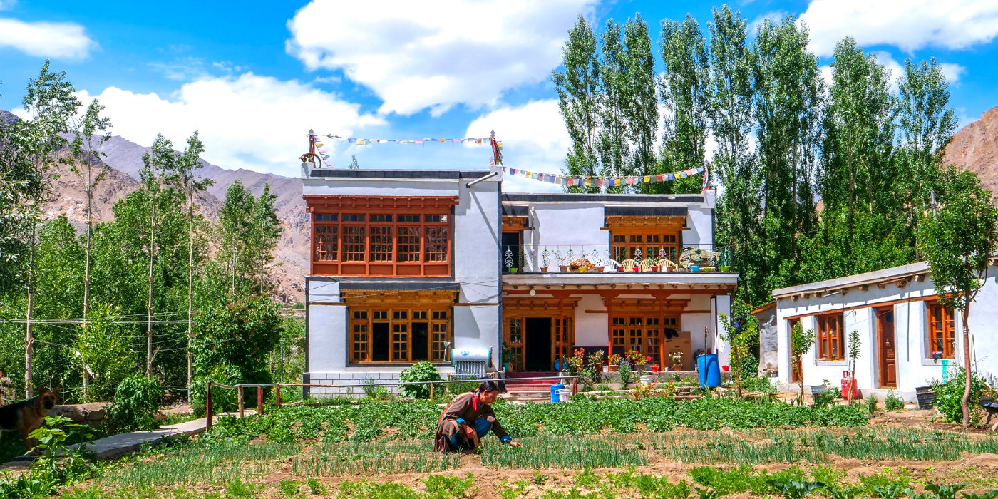 Himalayan Farmstays