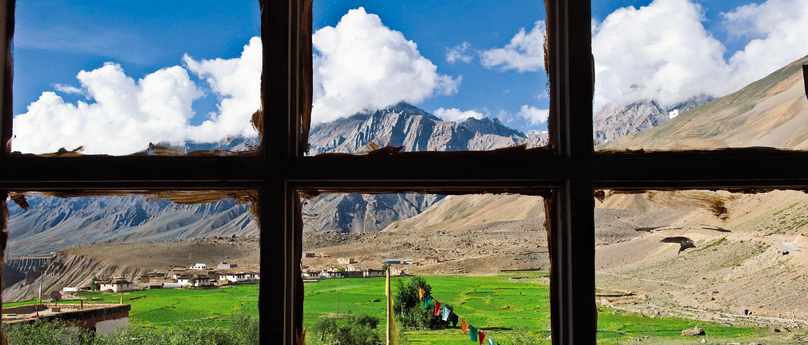 Going Local in the Spiti Valley