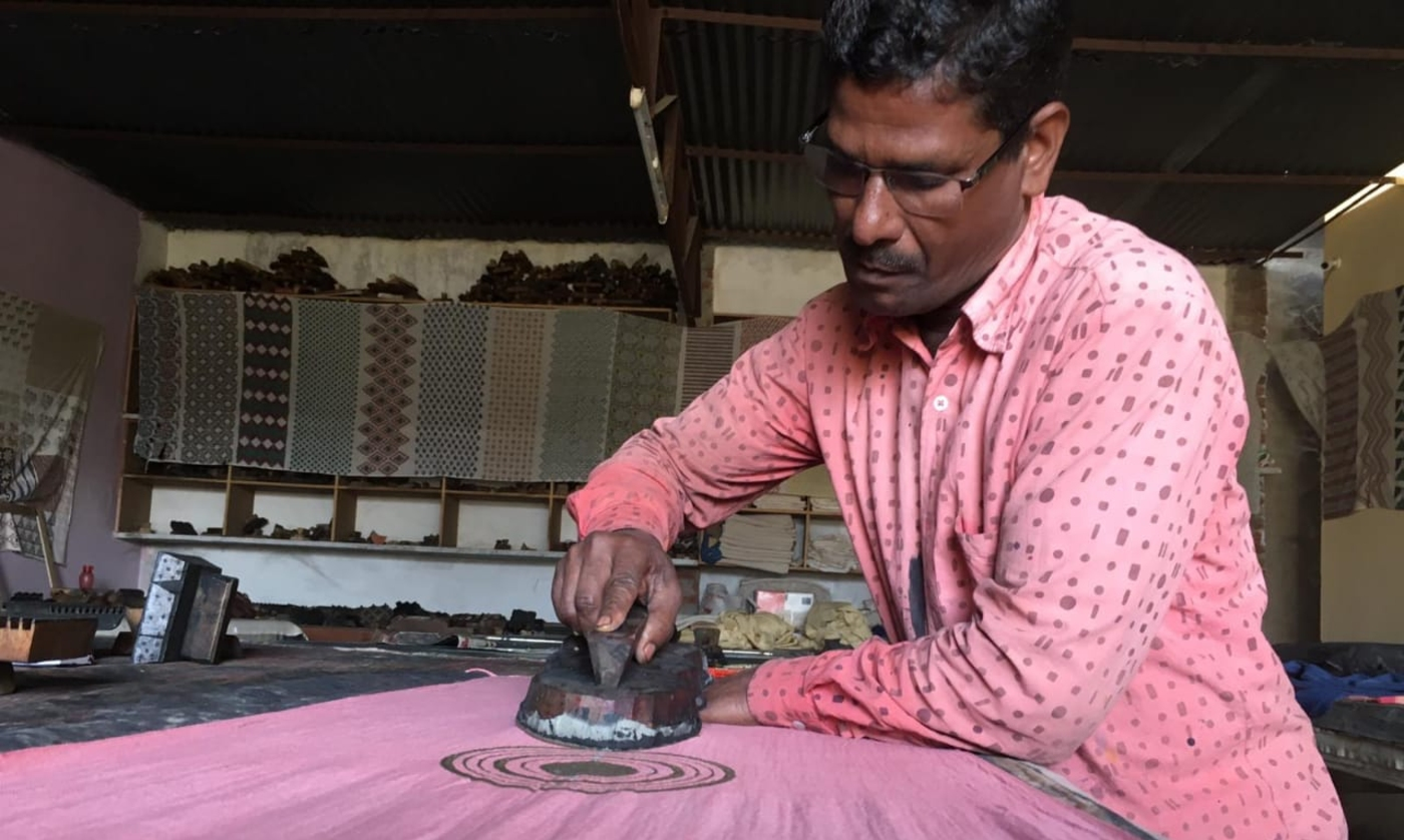 RT Local: Hear from a block printer from Rajasthan's Bagru