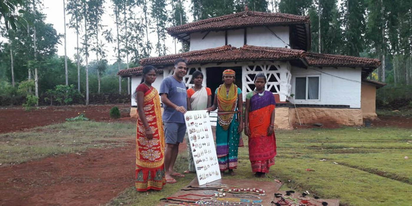 Meet the man showcasing Odisha's native traditions and heritage to the world