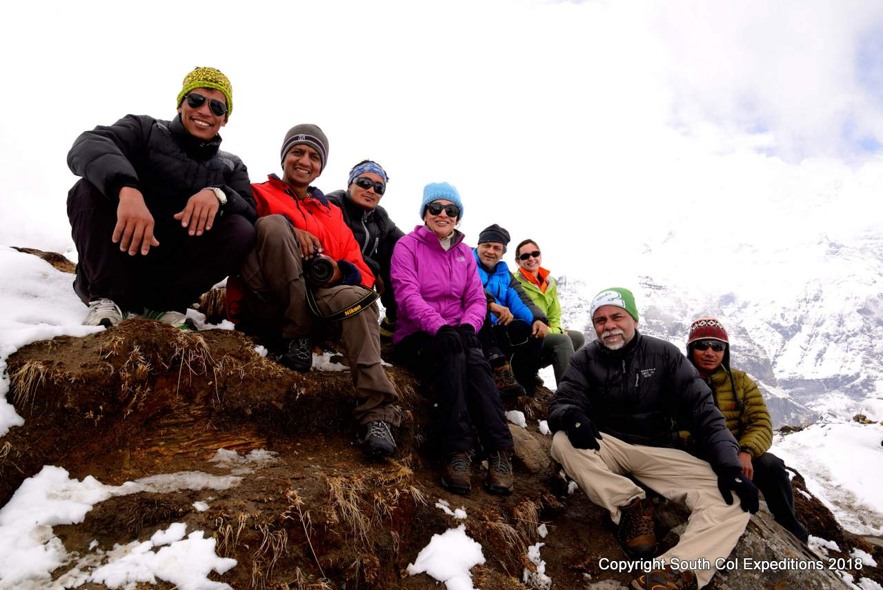SOUTH COL EXPEDITIONS